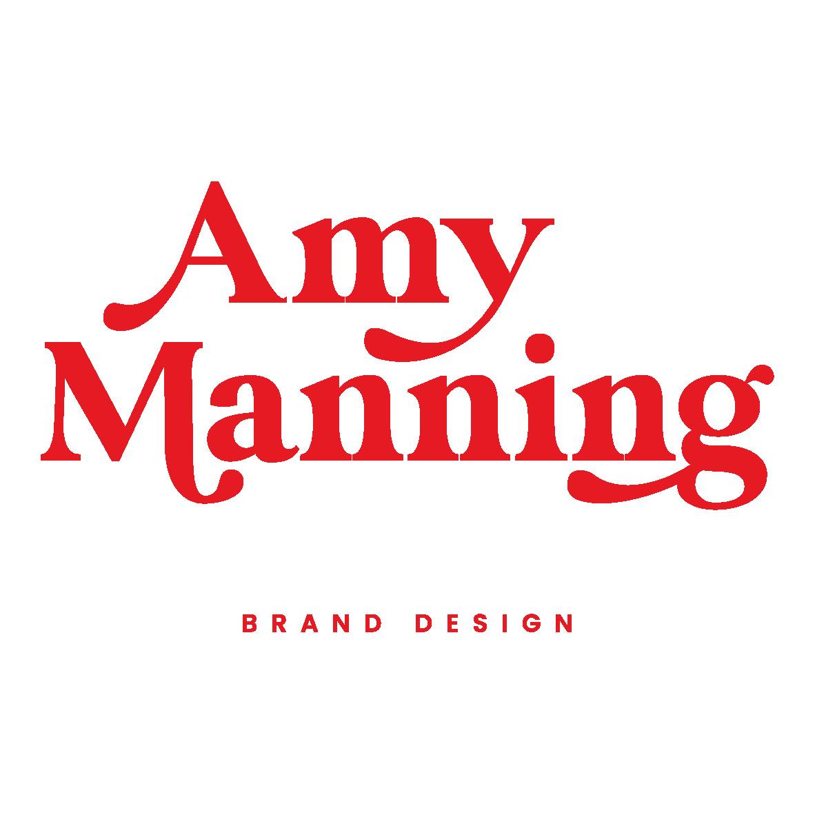 Amy Manning Brand Design