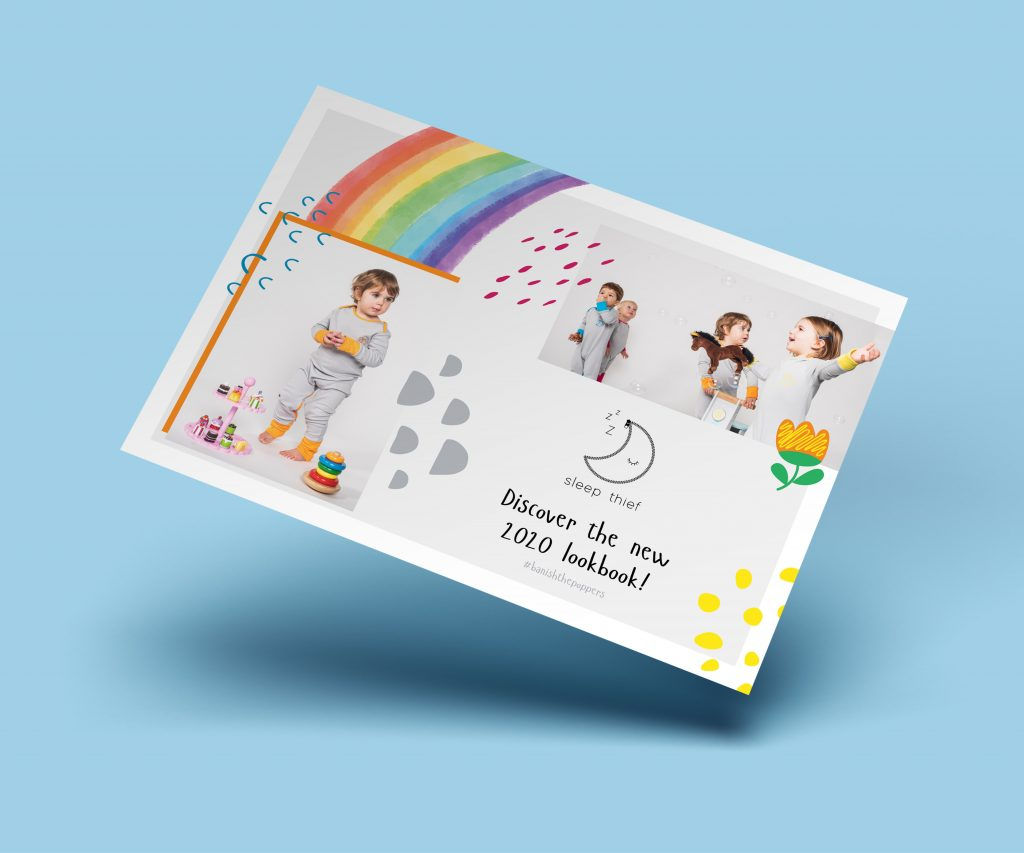 Retail Brand Look Book Design